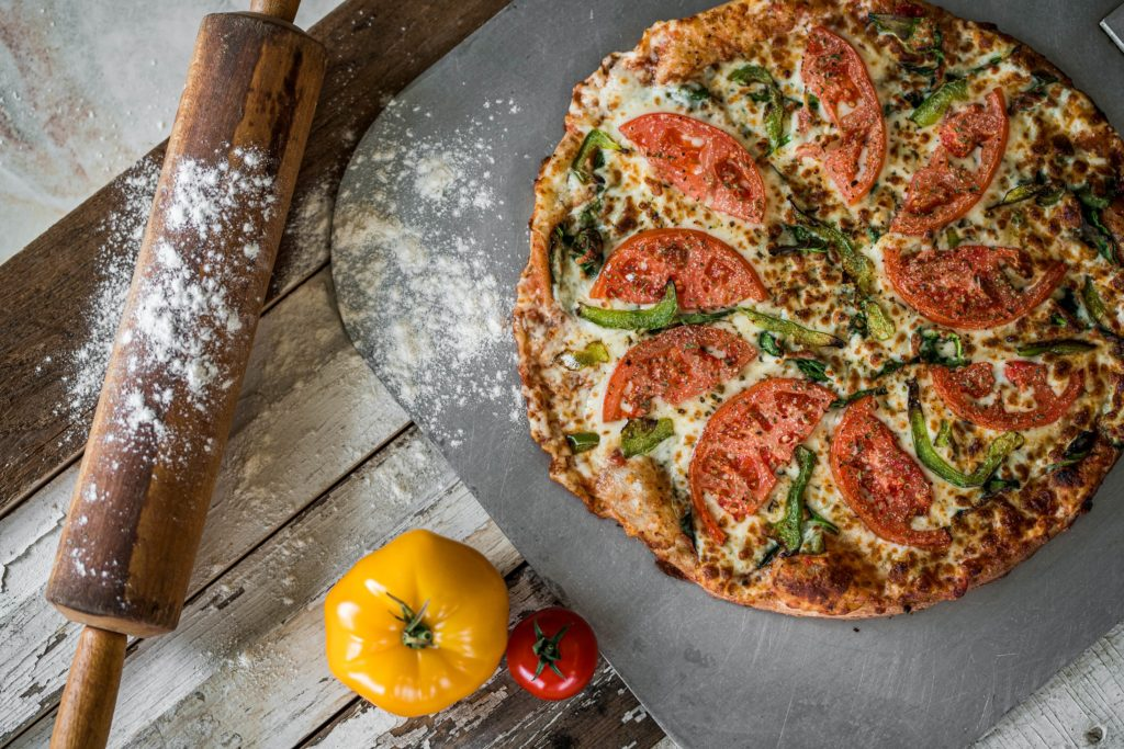 Pizza florentine classique